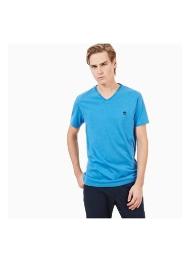 Timberland Tişört Mavi